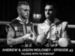 Andrew Moloney, Jason Moloney
