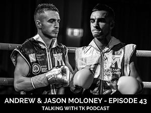 Andrew & Jason Moloney