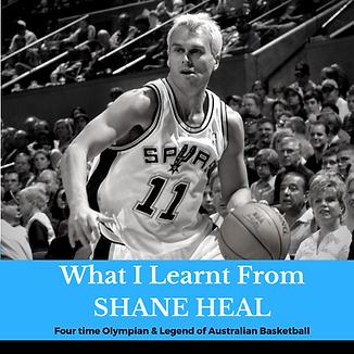 Shane Heal