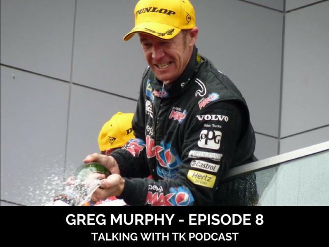 Episode 8 - Greg Murphy