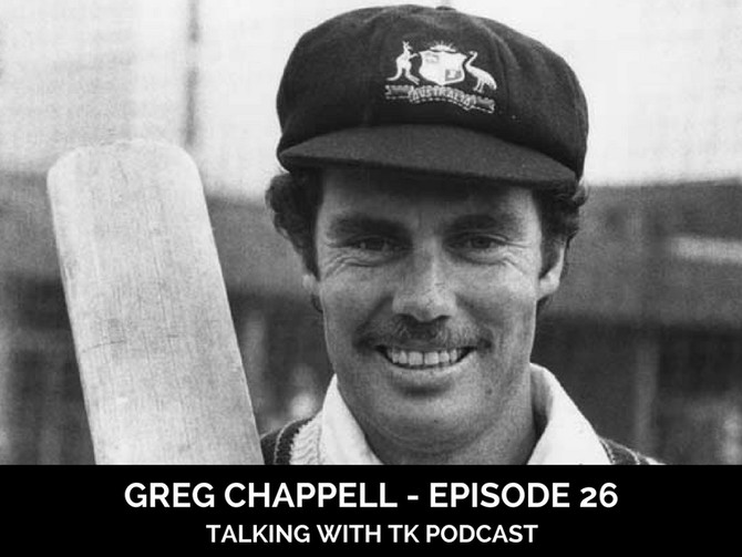 Episode 26 - Greg Chappell