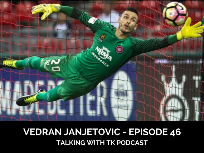 Episode 46 - Vedran Janjetovic