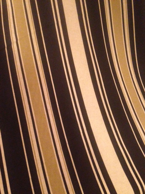 Custom Shower Curtain Tommy Bahama Awning Stripe
