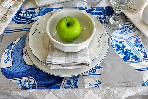 Ming Ware Dove Reversible Placemats
