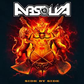 ABSOLVA SIDE BY SIDE - CD
