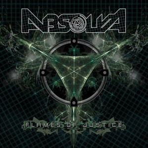 ABSOLVA FLAMES OF JUSTICE - CD