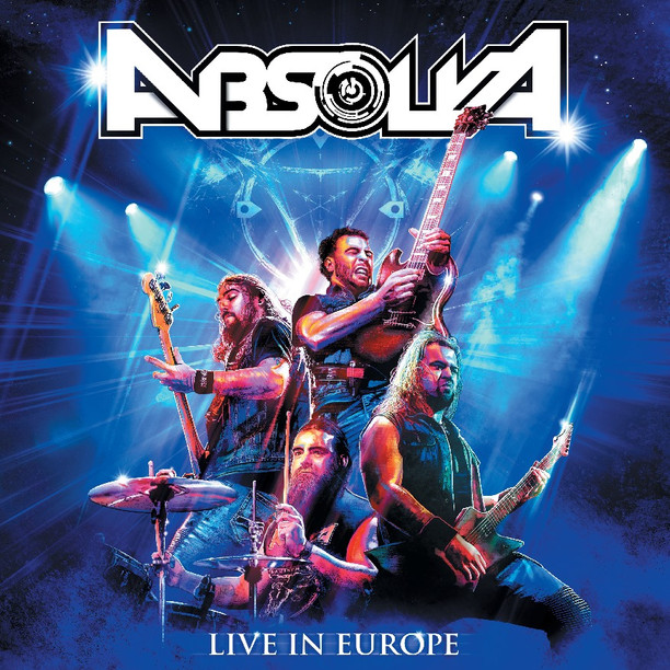 ABSOLVA LIVE IN EUROPE - CD