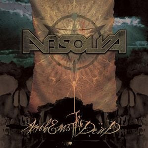ABSOLVA ANTHEMS TO THE DEAD - CD