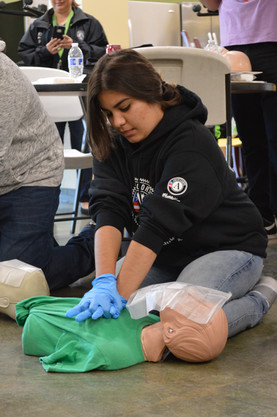 AmeriCorps CPR Class