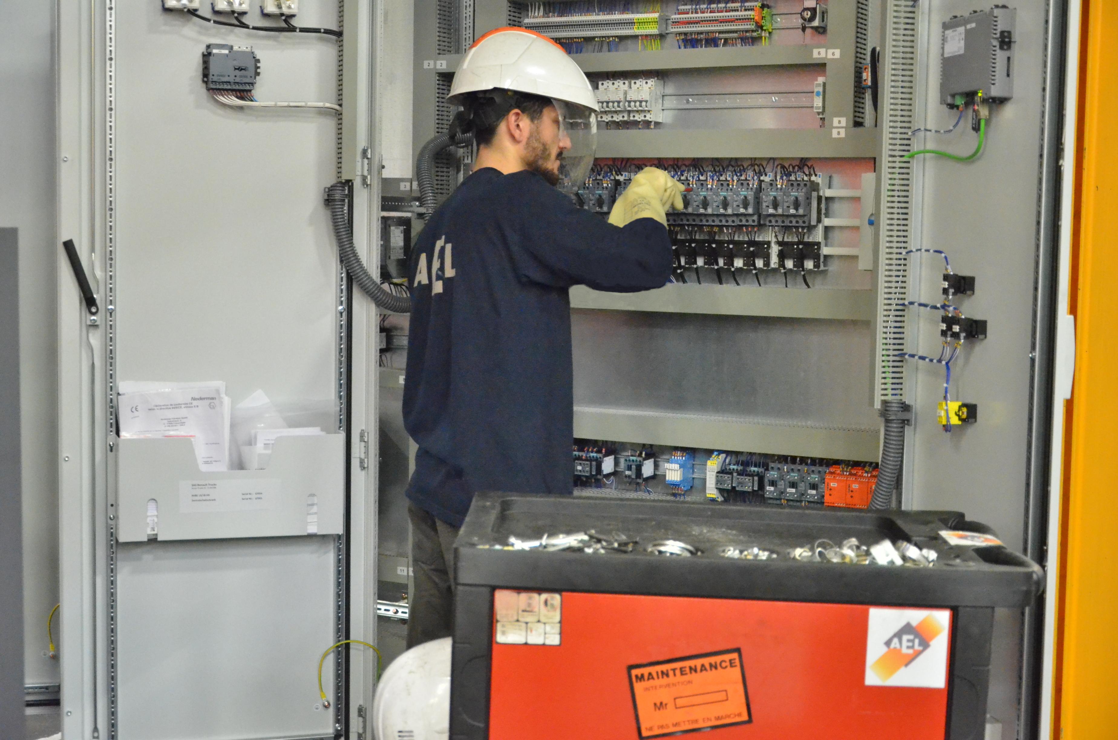 Offre Maintenance électrique AEL
