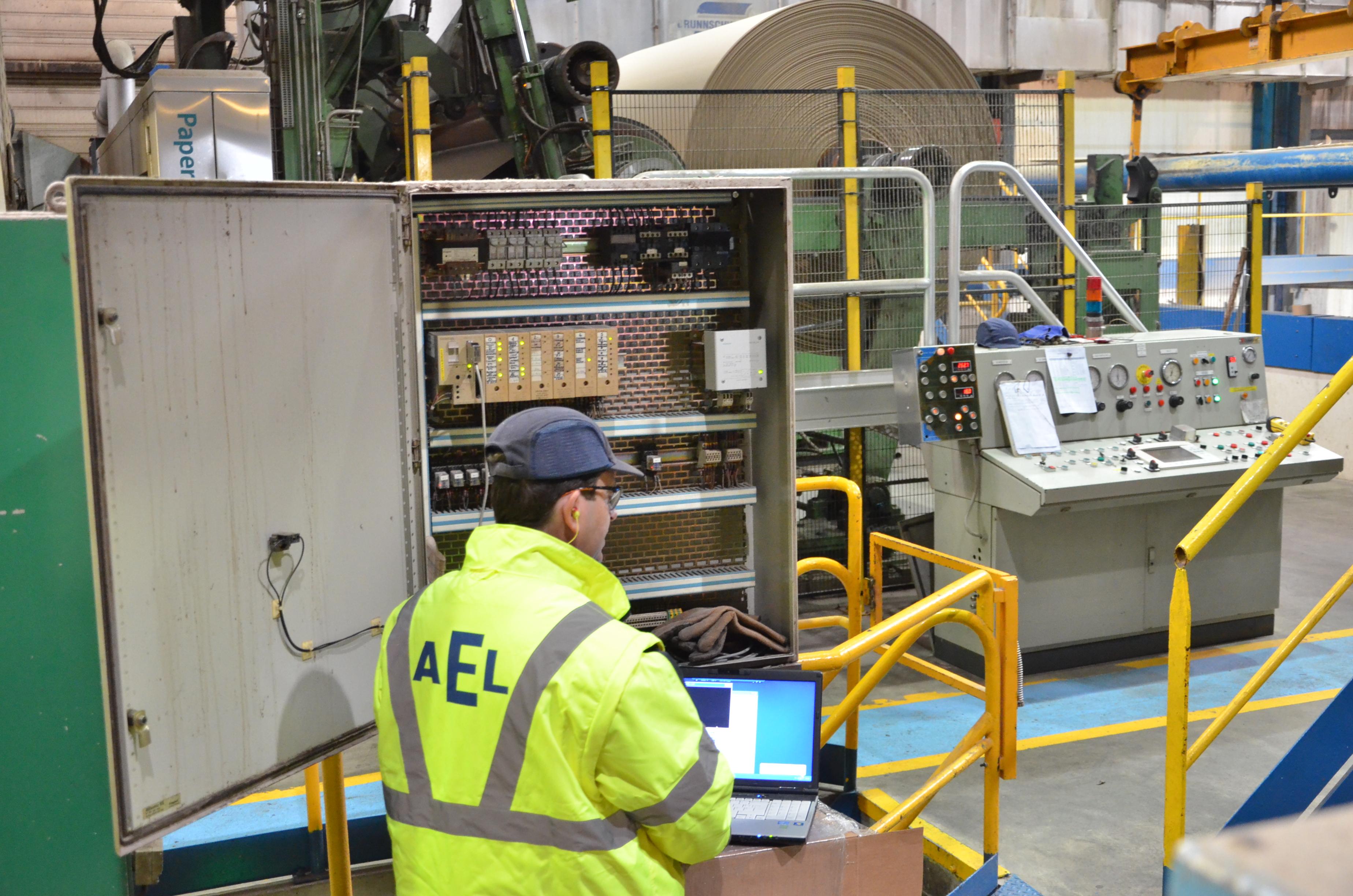 Offre Industrie électricité AEL