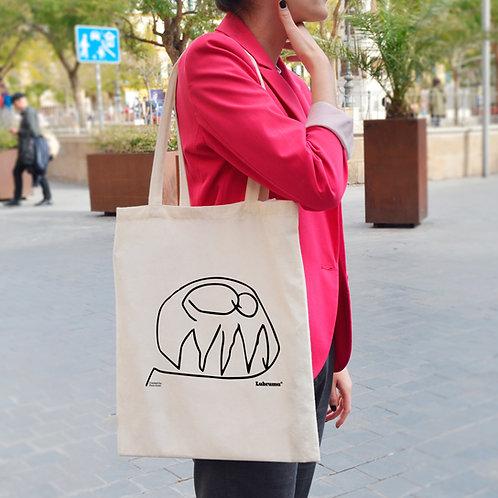 Bolsa algodón LUBRUMU