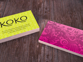 Koko Business Card