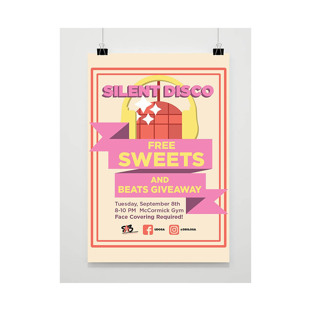 Sweets and Beats - Poster