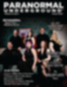 Paranormal Underground February 2020 Cov