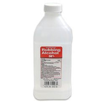 Alcohol,12Oz 50% White-Can