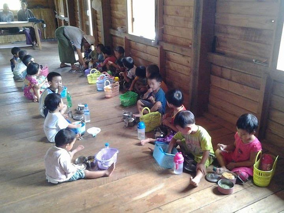 Myanmar Orphanage Project