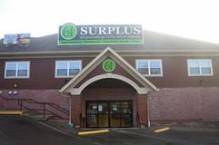 61 Surplus Store Front