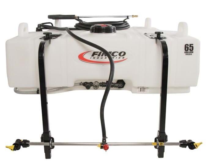 FIMCO 65 Gallon UTV Sprayer 4.5 GPM Boom