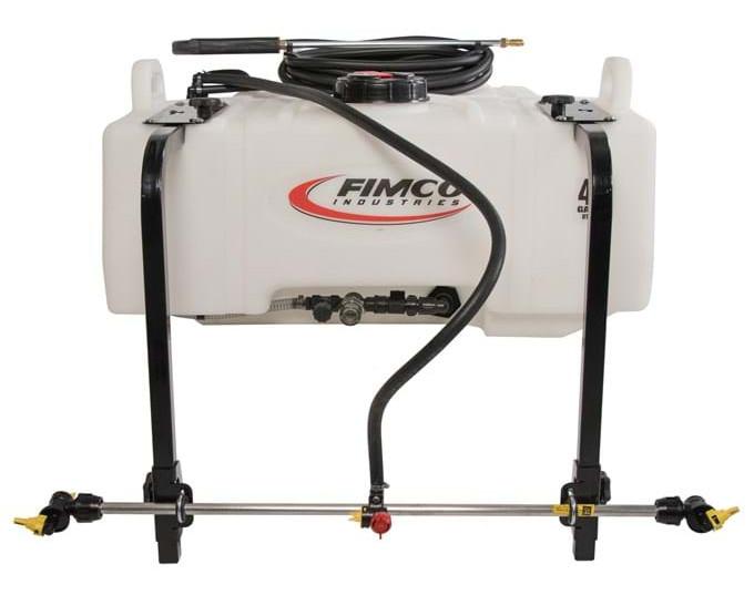 FIMCO 45 Gallon UTV Sprayer 4.5 GPM Boom