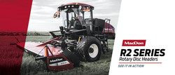 Get the most from your MacDon Series 1170