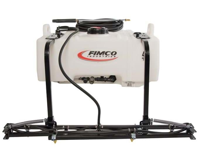 FIMCO 45 Gallon UTV Sprayer 4.5 GPM 7 No