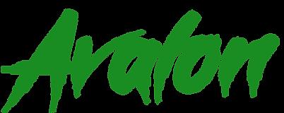 Avalon Reversed Logo