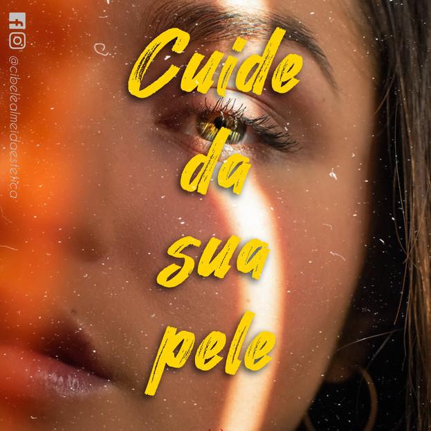 Cibele Almeida - Pele