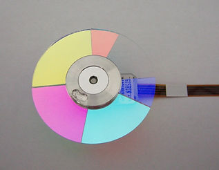 Projector-Color-Wheel-for-Optoma-Es526-P