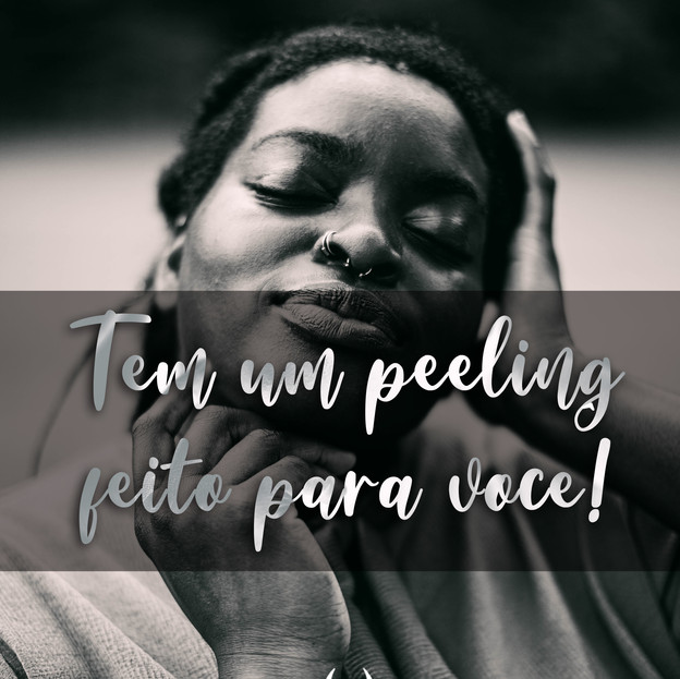 Cibele Almeida - Peeling
