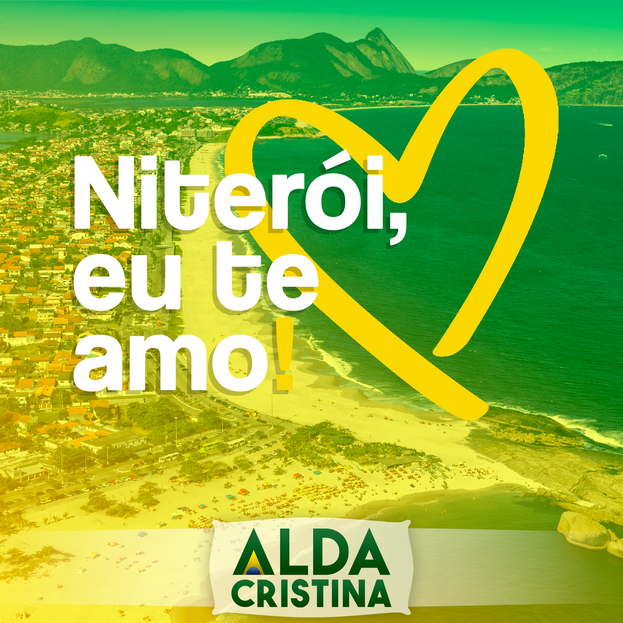 Alda Cristina - Niterói Eu Te Amo
