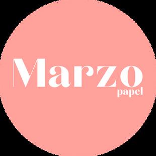 Logo - Marzo Papel
