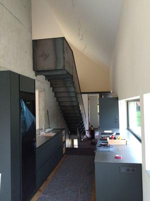 Einfamilienhaus auf der Schwäbischen