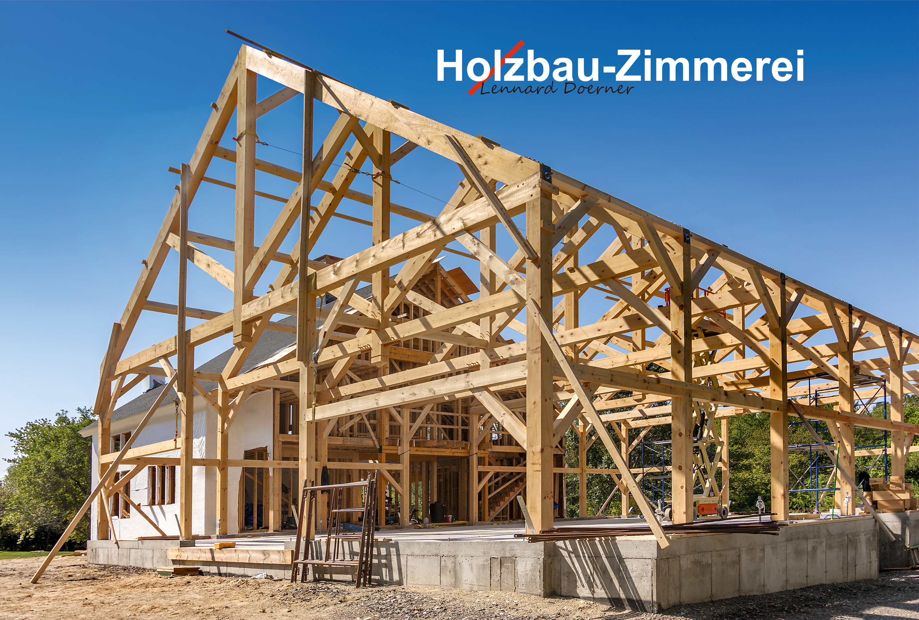 Bild Holzbau Doerner zu Google