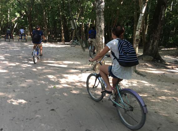 Coba Ruins and Cenotes