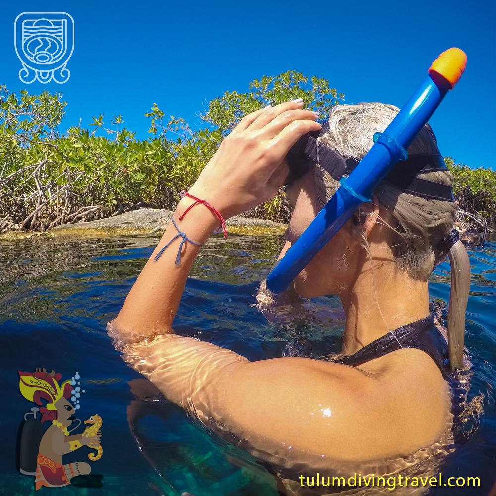 Snorkel Casa Cenote Tulum 2