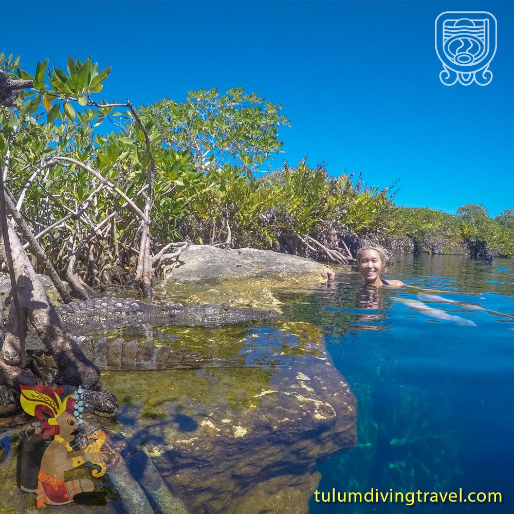 Snorkel Casa Cenote Tulum 1