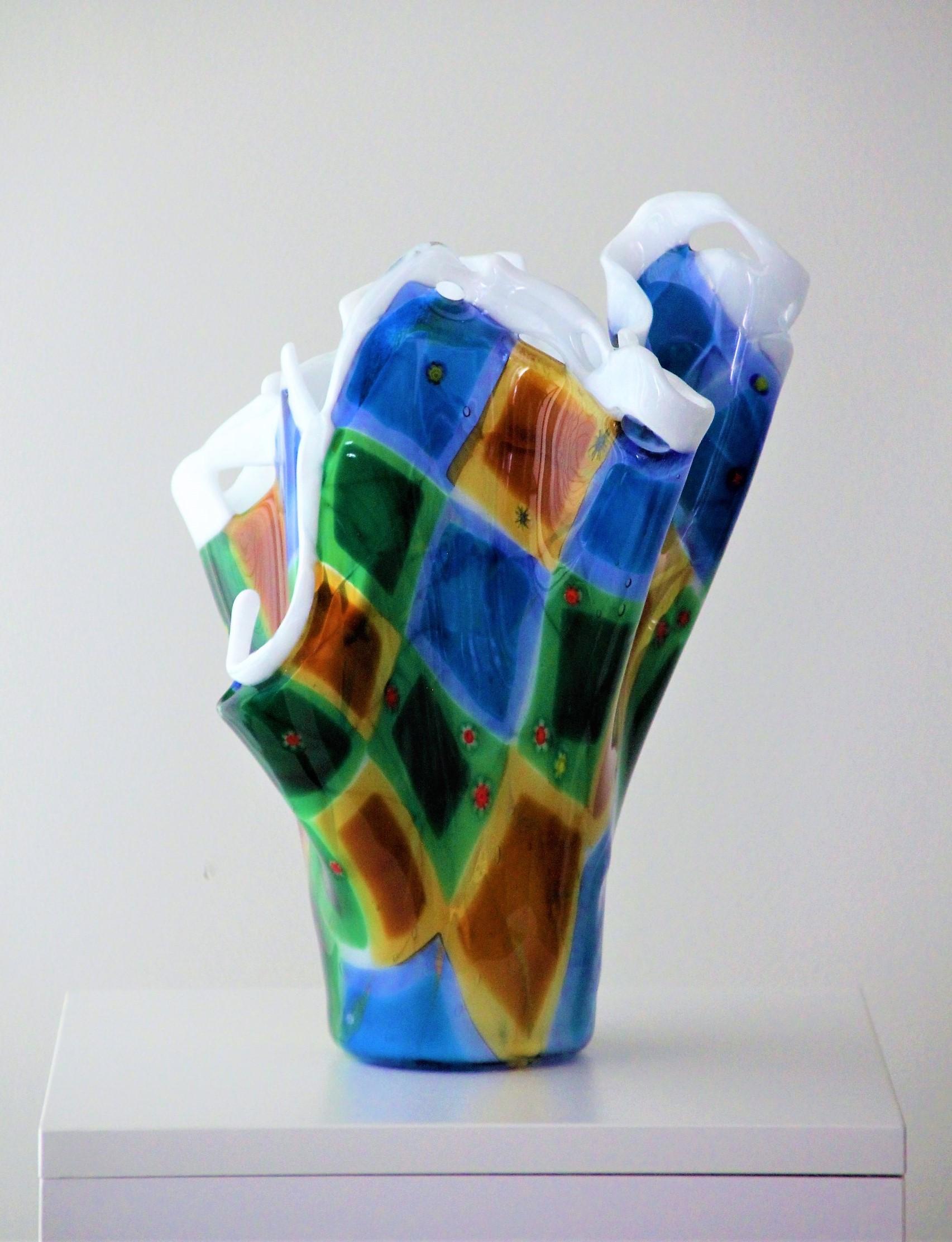 Vetro Pezzato (patchwork glass)