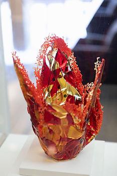 Elijah Kell Art Glass- Gorelick Gallery