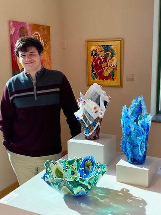 Elijah Kell- GreenHill Center for NC Art