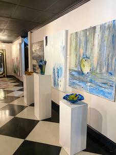 Elijah Kell Art Glass