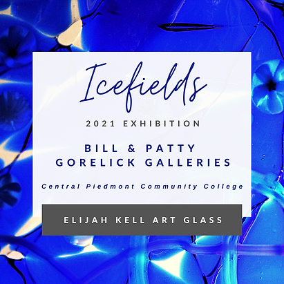 Elijah Kell Art Glass-Gorelick Gallery