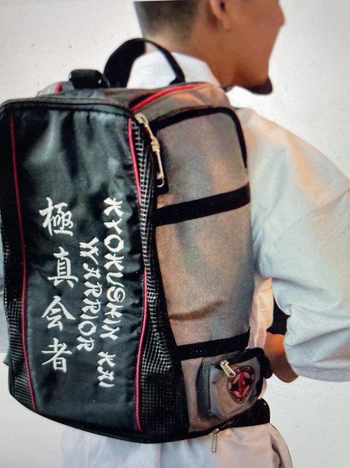 Kyokushin Warrior Backpack / Duffel Bag