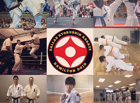 Kyokushin karate is for everyone by Fernando Z