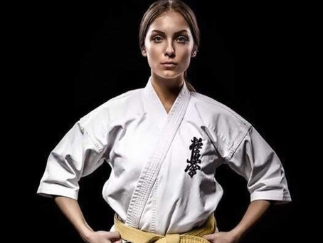 """Strong Is The New Beautiful"" Karate for Women"