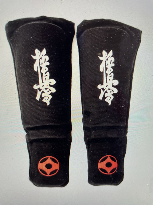 Curved Shin and Instep