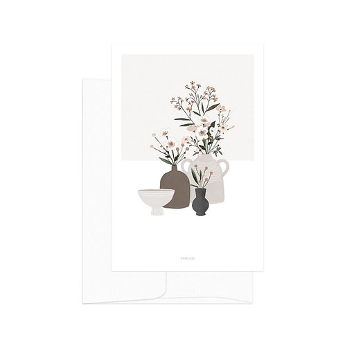 Card - Pottery Beige