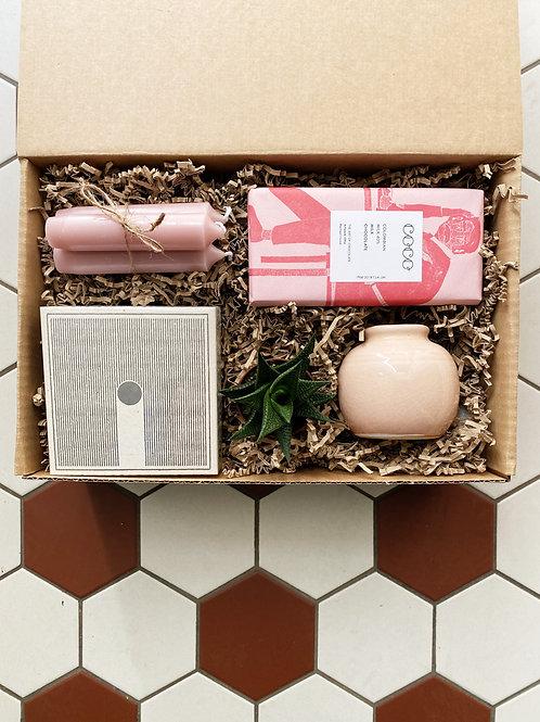Mothers Day Gift Box - Blush