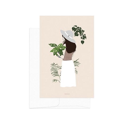 Card - Living Garden no.6