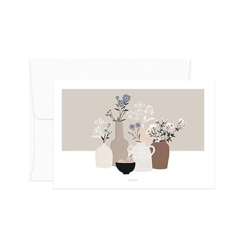 Card - Pottery Cream